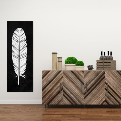 Native american feather