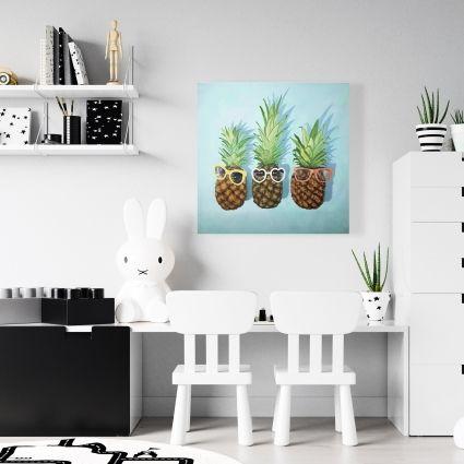 Summer pineapples