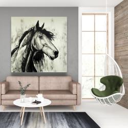 Canvas 48 x 48 - Spirit horse