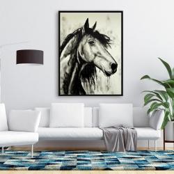 Framed 36 x 48 - Spirit horse