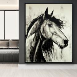 Framed 48 x 60 - Spirit horse