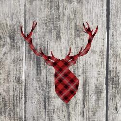 Wood and deer