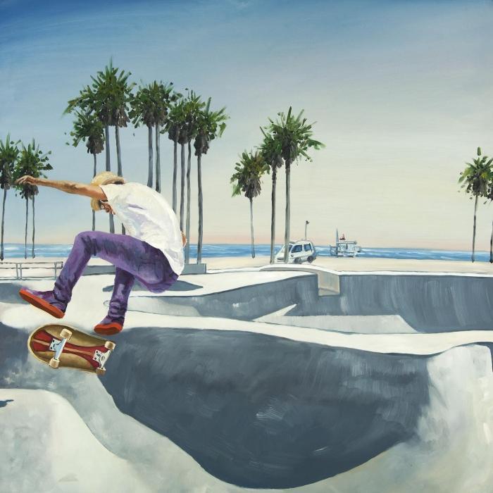 Skate park california