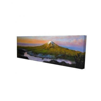 Landscape mount fuji