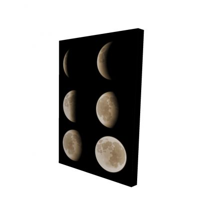 Eclipse in six phases