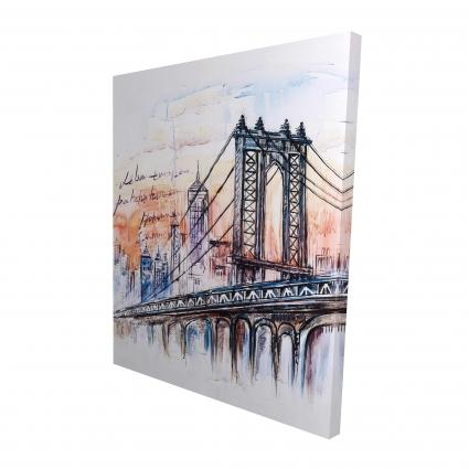 Bridge sketch n-y