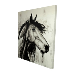 Canvas 48 x 60 - 3D - Spirit horse