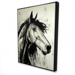 Framed 36 x 48 - 3D - Spirit horse